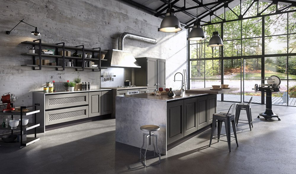 Bellagio - Aran Cucine Moderne Roma - Cucine & Tendenze