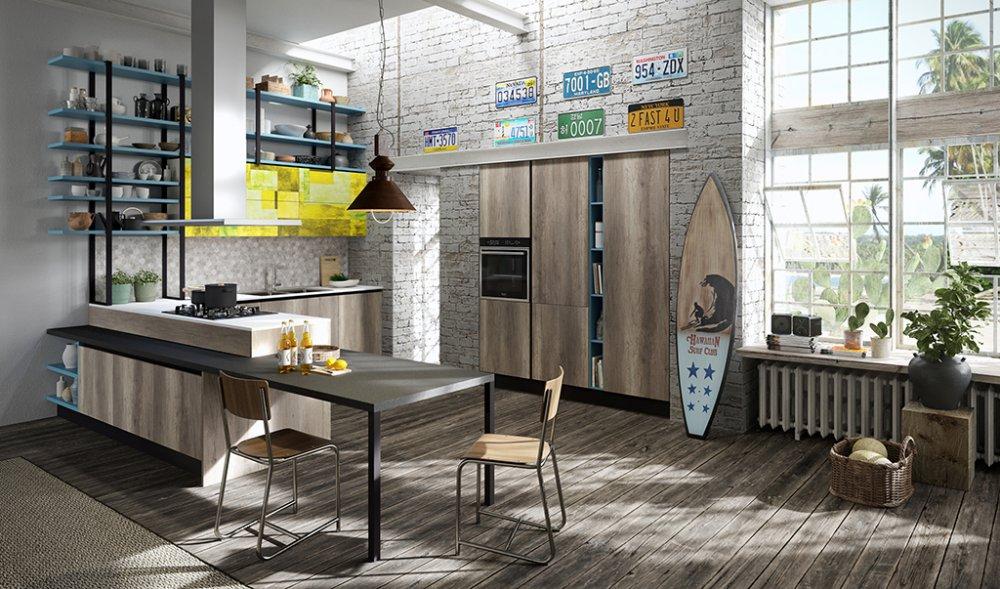 Cucine componibili Roma - Aran Concept Store