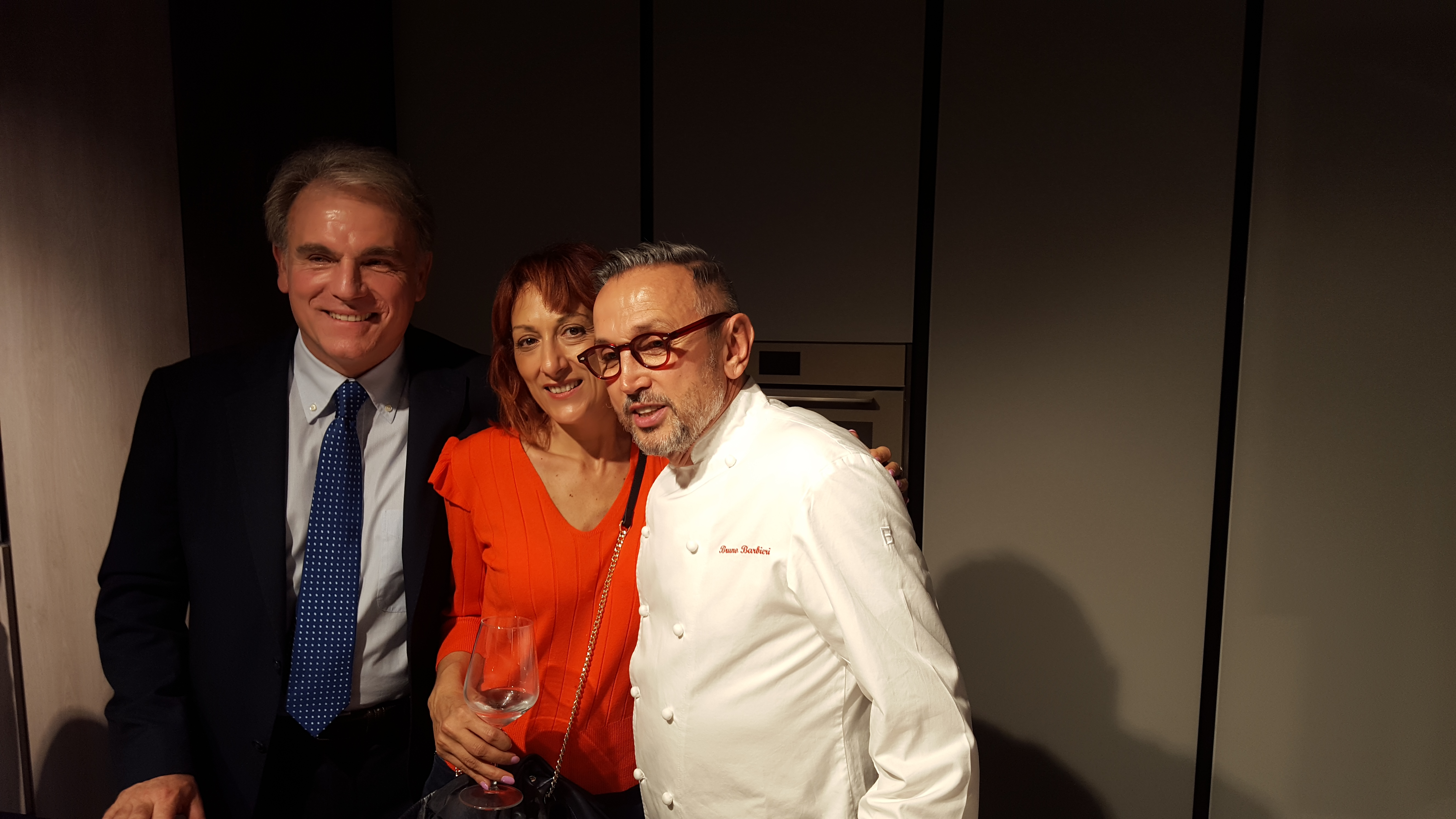Show Cooking con Chef Bruno Barbieri